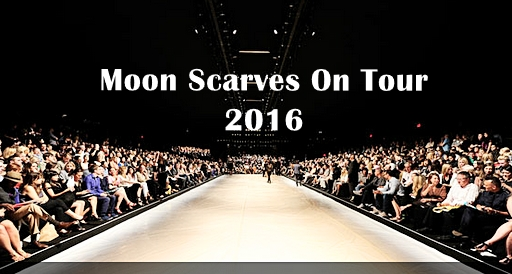Moon Scarves On Tour 2016